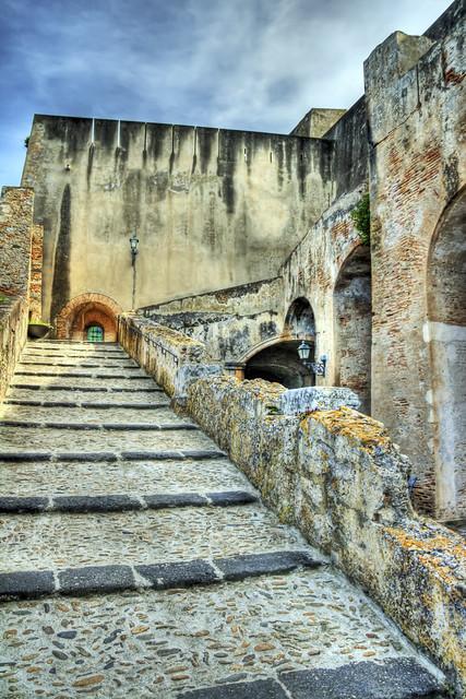 Castello Ruffo di Scilla - HDR