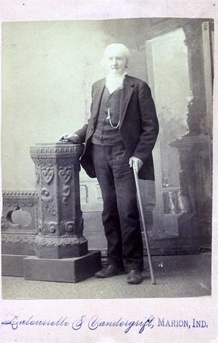 William Cook 1803 1902