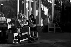 At the bakery n°2 (Patrizio Battaglia) Tags: life street new york city light people sun white snow black cars love public water station backlight brooklyn night clouds america radio square person photography boat photo reflex strada nuvole ship shadows time manhattan taxi united crowd bridges police style ombre neve luci states fotografia sole acqua riflessi orologio stazione notte bianconero controluce insegne pellicola folla salumeria metropoly