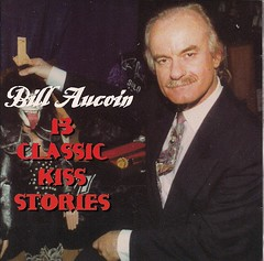 1998 Bill Aucoin 13 Classic Kiss Stories CD Booklet