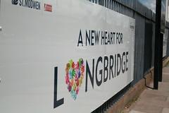 Walking Through Longbridge