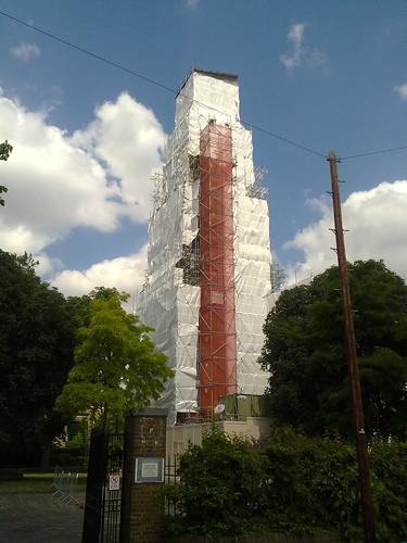 St Alfege Church Tower