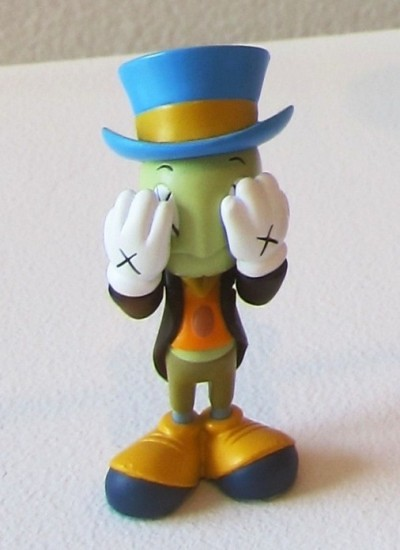 KAWS x Pinocchio