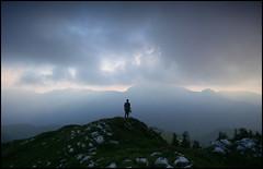 In My Element (LilFr38) Tags: sky cloud france me montagne grenoble moi ciel nuage laure montain isère charmantsom konicaminoltadynax7d lilfr38 balibou kingofthemountainmidnightoil