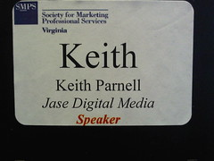 Keith Parnell - SMPSVA