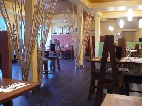 Inside at Padmanadi