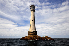 The Bishop Rock lighthouse, Isles of Scilly, England (iancowe) Tags: ocean england lighthouse house english st rock rocks atlantic trinity marys western agnes bishop isles scilly wbnawgbeng