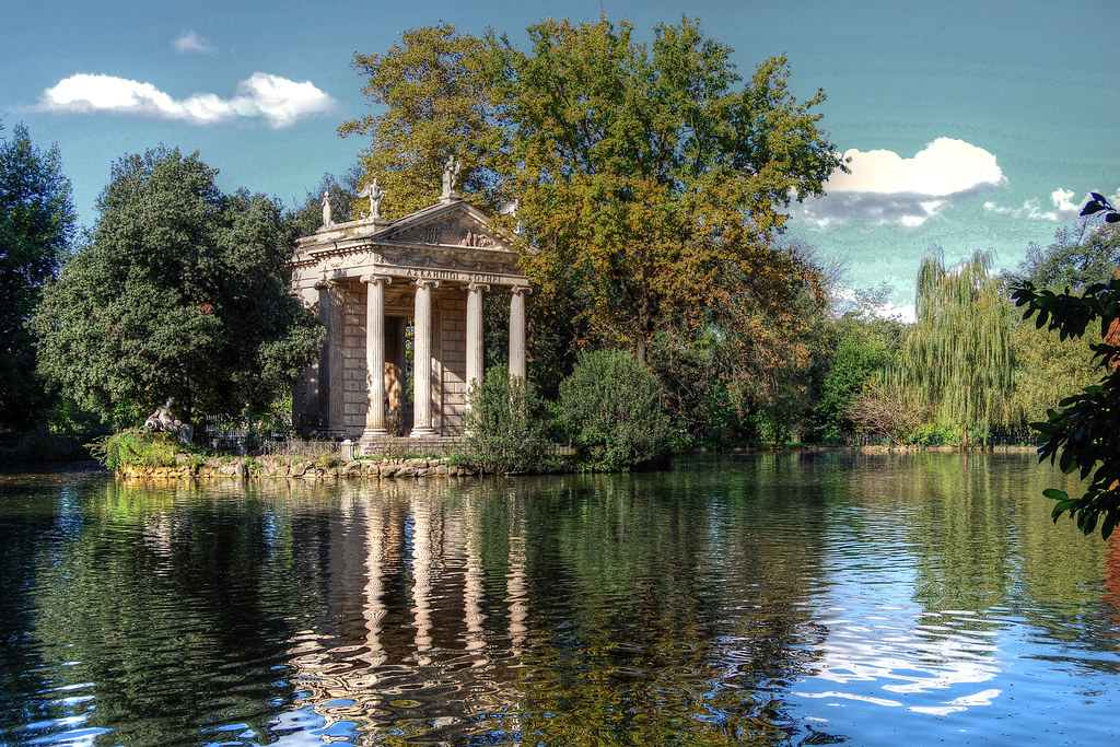 Borghese Reflections