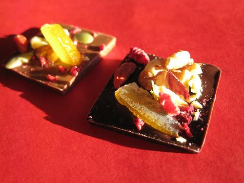 Kakawa chocolate squares