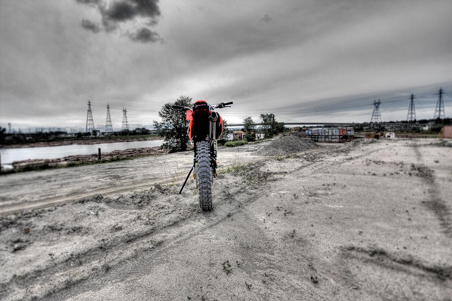 Dirt BIke X35