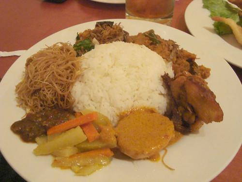 Nasi Besek @ Simpang Asia