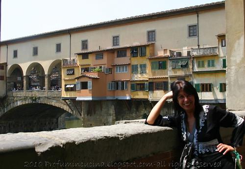 Laura e Ponte vecchio