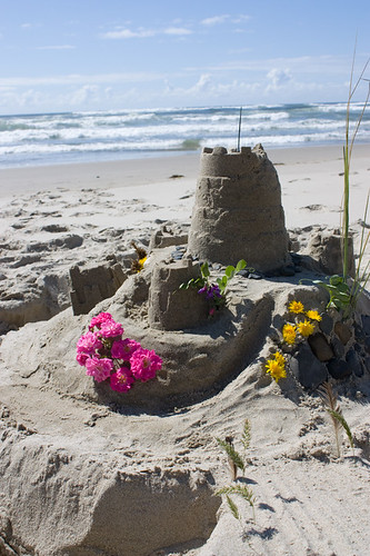 Sandcastle (hers)