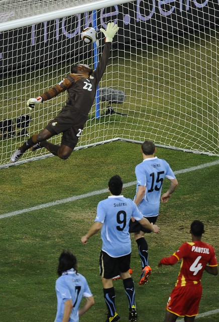 Uruguay Ghana Diego Forla