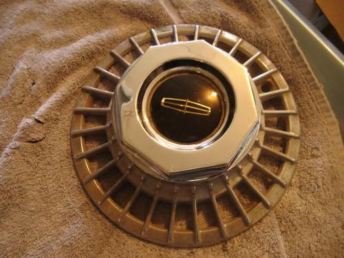 Forged wheel cap