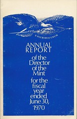 1970 U.S. Mint Report