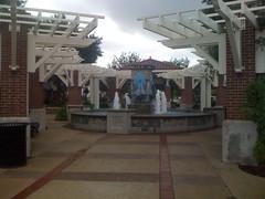 Winter Garden Fountain