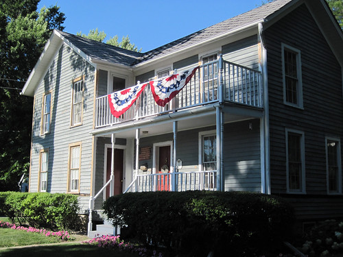 Our Town-Patriotic House 5