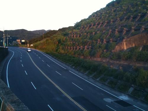 產業道路看台二線