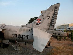 IMG_1182.JPG (arcadian88) Tags: aircraft navy royal thai harrier rtn utapao