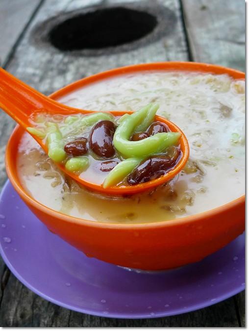Cendol Red Bean Gula Melaka