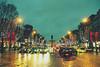 Monamore.. (- M7D . S h R a T y) Tags: light stilllife paris france cars rain night wordsbyme monamore ®allrightsreserved™
