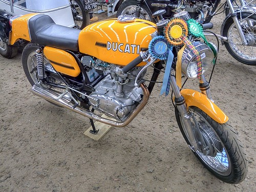 ducati 250 cafe. All the best - 1974 Ducati 250