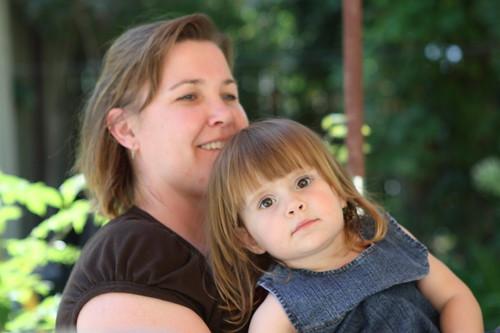 Lori and Claire