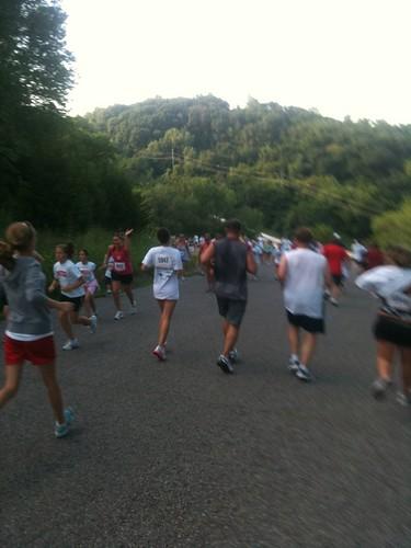Hannibal Cannibal 5K run