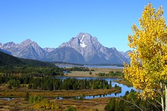 Teton Mountain View (lorien665) Tags: autumn fall nationalpark searchthebest snakeriver wyoming teton jacksonhole wy grandtetonnationalpark