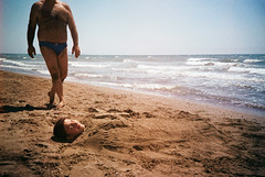 , (Benedetta Falugi) Tags: analog film beach sand benedettafalugi wwwbenedettafalugicom believeinfilm analogphotography