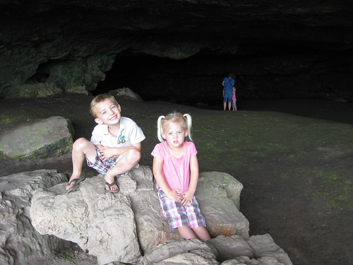 July 5 2010 Miller Cave Cal Haley