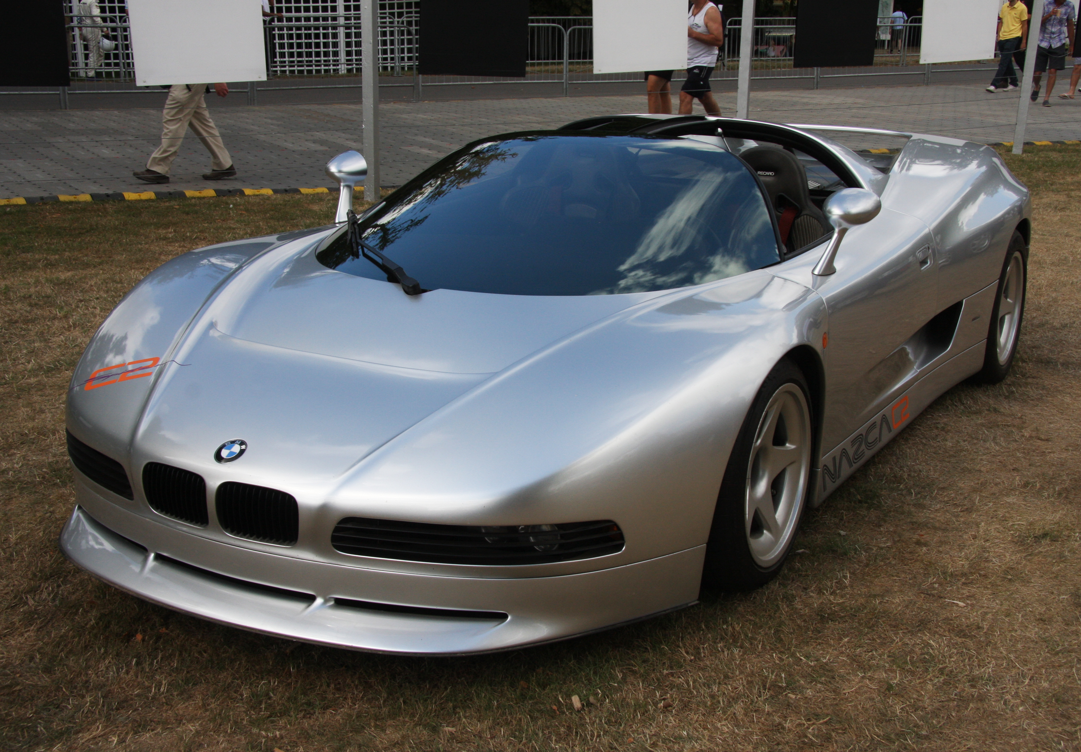 1991 Italdesign Bmw Nazca C2 Concept Images Pictures And