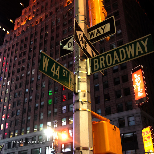 NYC ♥ lights