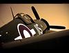 Corsair (~Clubber~) Tags: airplane aircraft aviation airshow waterloo corsair warbird warplane fg1d