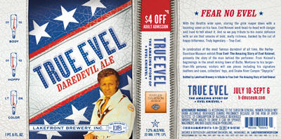 True Evel Beer