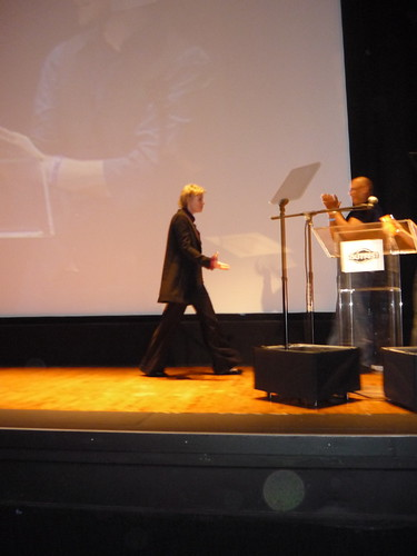Jane Lynch at Outfest 2010 by you.