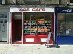 Picture of Al's Cafe, SE1 3TX
