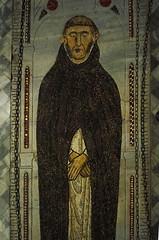 Santa Sabina Floor Mosaic