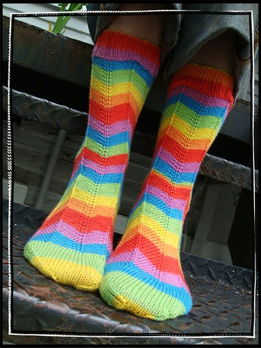 the happiest socks ever!