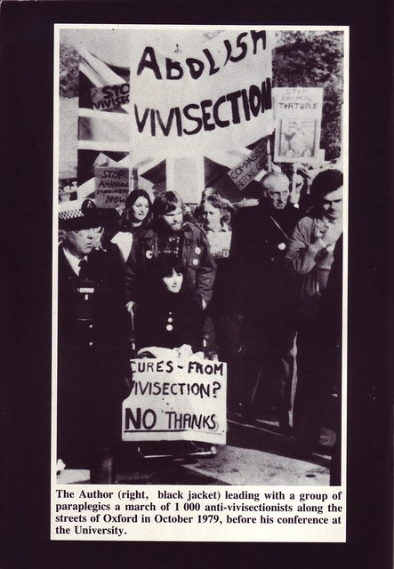 13 Vivisection is scientific Fraud, back cover