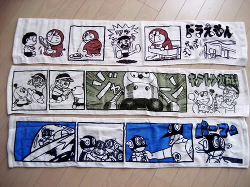 Fujiko.F.Fujio characters Fair at LAWSON 6