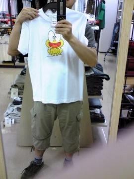 ピョンキチTシャツ