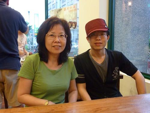 跟老媽吃十一街