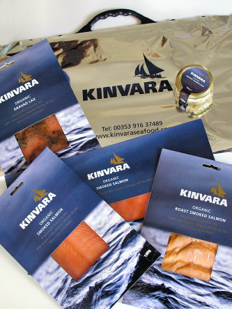 Kinvara Organic Salmon Hamper 7067 R