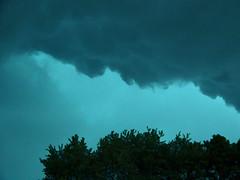 Storm cloud light  100_5904 (monophysite57-zzz) Tags: sky clouds thunderstorm lightning thunder