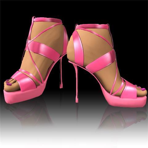 Free Pink Stilettos