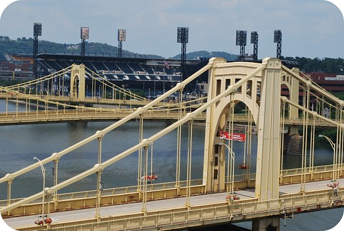 Bridges in Pittsburgh