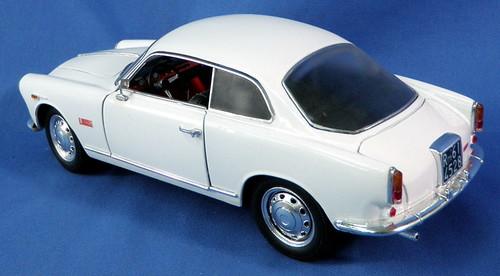22 Miniminiera Giulietta Sprint