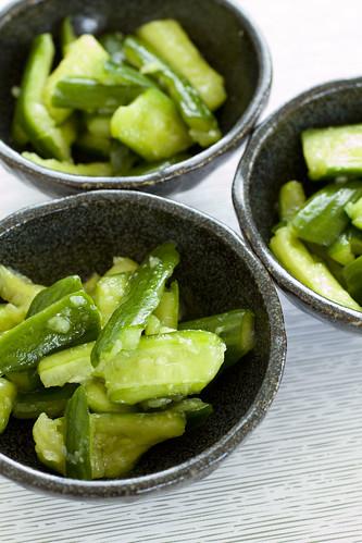 Taiwanese Cucumber Salad 8